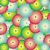 Floral Bursts