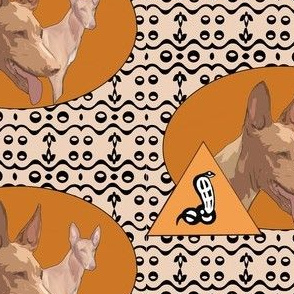 The Pharaoh Hound Of Ancient Egypt