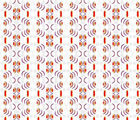 Floating Forms fabric by robin_rice on Spoonflower - custom fabric