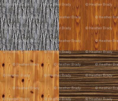 Wood Sampler