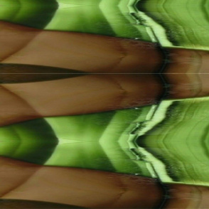 grøn panel