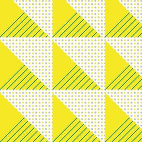 SUMMER GEOMETRIC stripes/circles 7