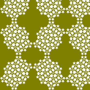 Starflower Doily Moss
