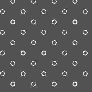 Aperture Dot (Grey)