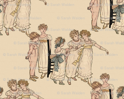 Kate Greenaway Dance