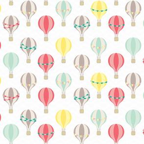 sweet hot air balloons