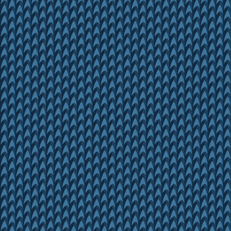 Blue_Delta fabric by risu on Spoonflower - custom fabric