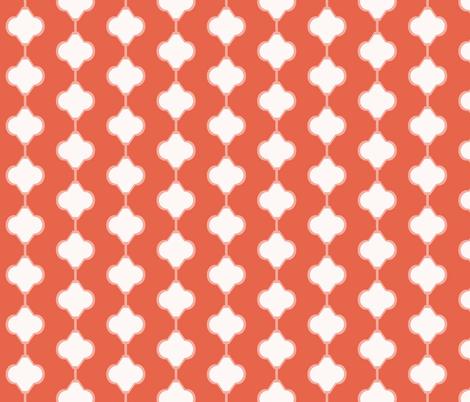 Street Lamp in Goldfish fabric by oceanpien on Spoonflower - custom fabric