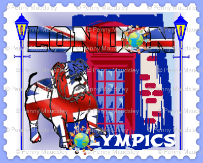 LONDON  WORLD OLYMPICS