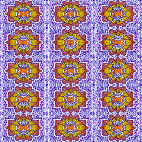 Erin Go Purple fabric by edsel2084 on Spoonflower - custom fabric