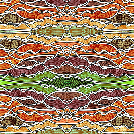 Sedimentary, My Dear Watson fabric by edsel2084 on Spoonflower - custom fabric