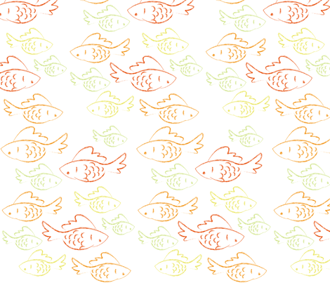 Doodle Fishies