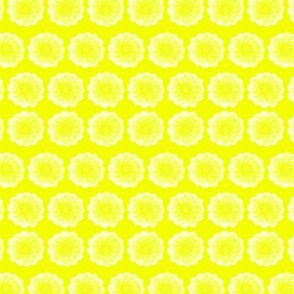 Whimsy Flower Yellow