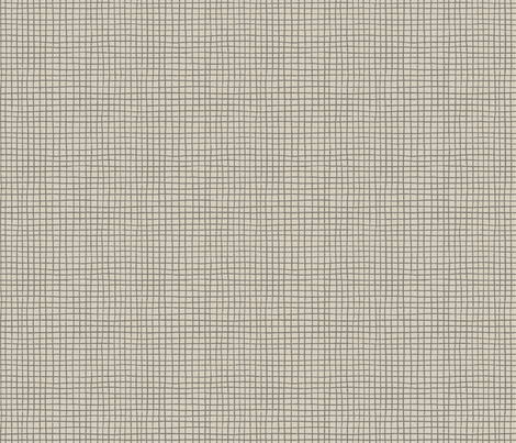 POMEGRANATE_GRID light grey fabric by glorydaze on Spoonflower - custom fabric