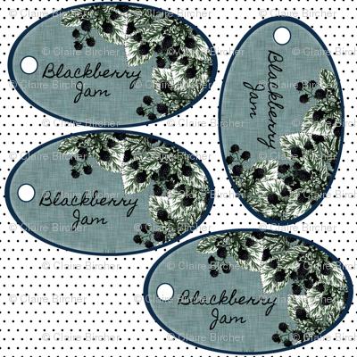 BlackBerry Jam tags