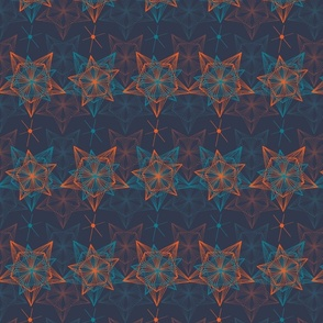 Stars & Stripes by Patternjots
