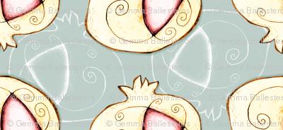Granadas mágicas -Magic pomegranates