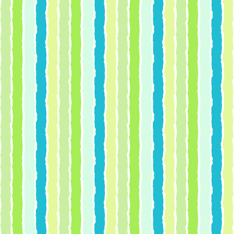 Ragged Stripes - A Simple Wish - © PinkSodaPop 4ComputerHeaven.com fabric by pinksodapop on Spoonflower - custom fabric
