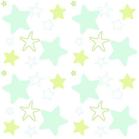 Star Shine - A Simple Wish - © PinkSodaPop 4ComputerHeaven.com fabric by pinksodapop on Spoonflower - custom fabric