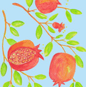Rrrrrrpomegranate_watercolor_3fabricd_shop_thumb