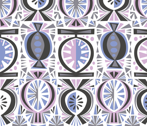 moonlight fabric by antoniamanda on Spoonflower - custom fabric