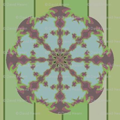 Garden Compass (Greens)