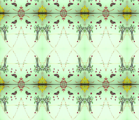temp fabric by zaspruced on Spoonflower - custom fabric