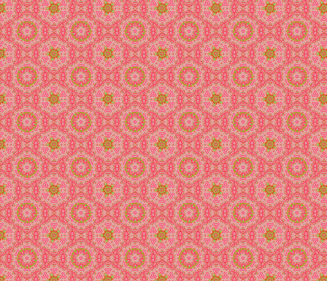 pretty_little_pomegranate fabric by verystarry on Spoonflower - custom fabric