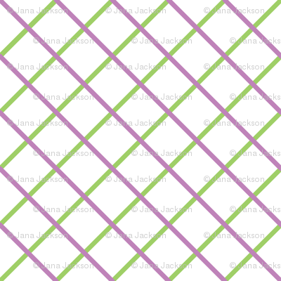 Grape Lattice - light