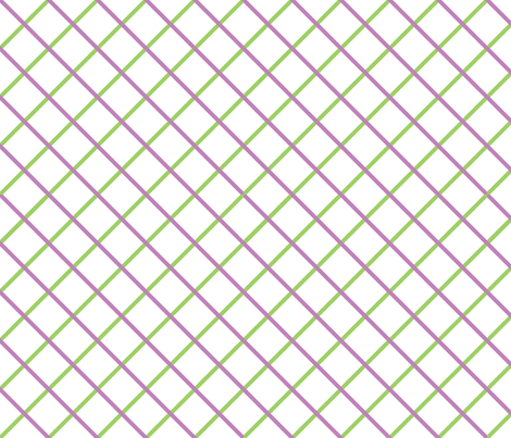 Grape Lattice - light fabric by jjtrends on Spoonflower - custom fabric