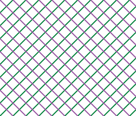 Grape Lattice - dark fabric by jjtrends on Spoonflower - custom fabric