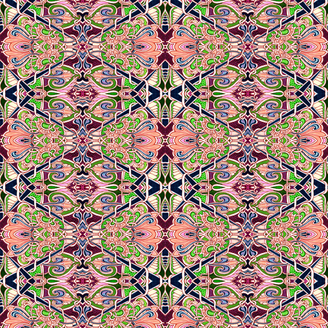 The Summer of 1932 fabric by edsel2084 on Spoonflower - custom fabric