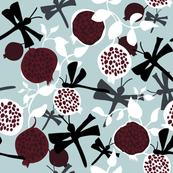 Sweet pomegranates