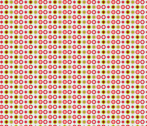 Pomegranate spot pale fabric by cjldesigns on Spoonflower - custom fabric