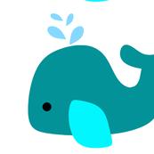 Aqua Whale