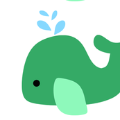 Green Whale