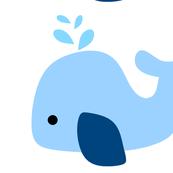 Light Blue Whale