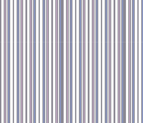 moonlight_stripe_multi fabric by antoniamanda on Spoonflower - custom fabric