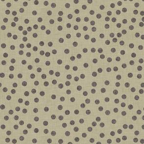 burlap_dots