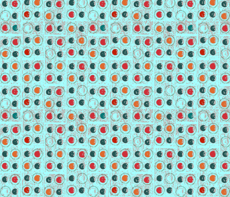 UrbanSightings3 fabric by catail_designs on Spoonflower - custom fabric