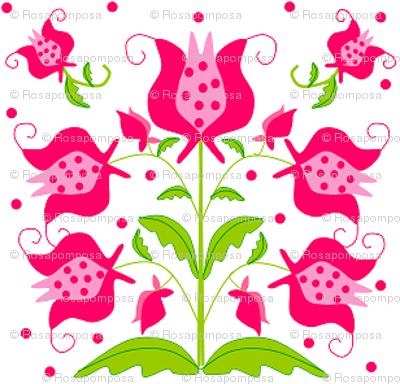 Pomegranates Rosapomposa