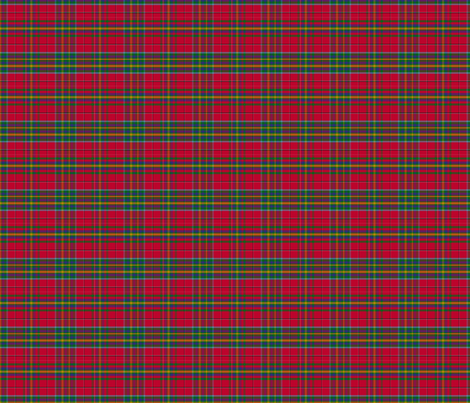 tartan - wv fabric by glimmericks on Spoonflower - custom fabric