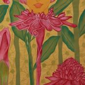 Rosa de Porcelana