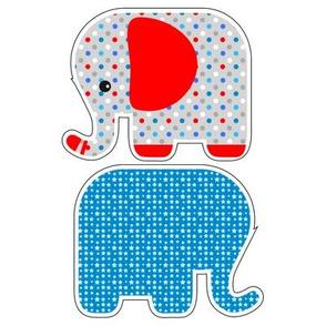 Plushie Elephant