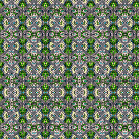 Think of Old England and Keep a Stiff Upper Lip fabric by edsel2084 on Spoonflower - custom fabric