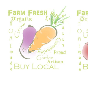 Farmers Market Veg bag