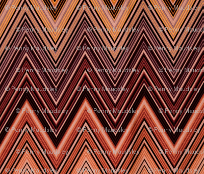 AZTEC DIAMONDS CHEVRON