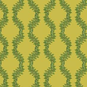 leafy garland