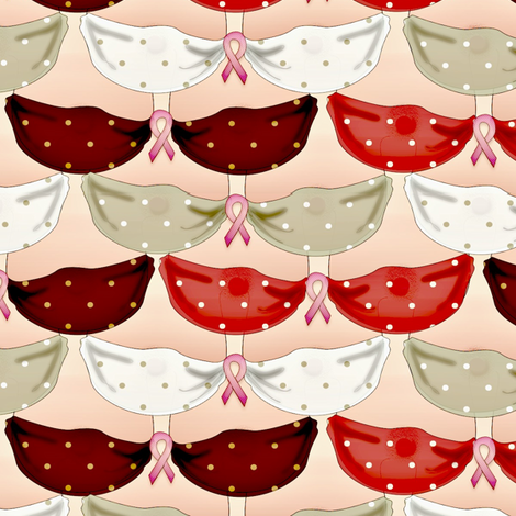 save_the_boobies 2 fabric by glimmericks on Spoonflower - custom fabric