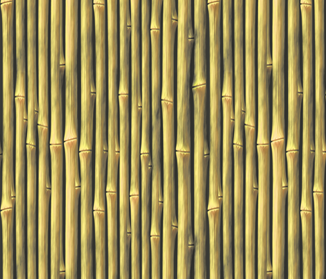 Bamboo 3 fabric by animotaxis on Spoonflower - custom fabric